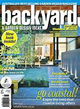 backyard garden design ideas magazine best houses design ideas