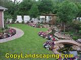 landscaping backyard ideas using mulch backyard ideas using mulch