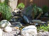 Backyard landscaping ideas on a budget - small pond - Backyard ...
