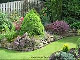 rectangular garden design pictures of gardens