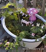 Garden Birthday Party from Life is a Party - Home and Garden DIY Ideas ...