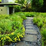 ... garden paths and walkways that balance yard landscaping ideas and Feng