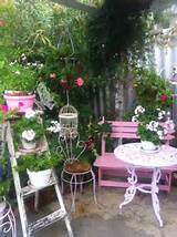 pink tea party my shabby chic dreams pinterest
