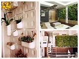 Indoor Hanging Garden Ideas An indoor vertical garden