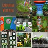 ... Make and Do, Crafts and Activities for Kids - The Crafty Crow: Garden
