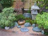 small space Japanese garden | Zen Garden | Pinterest