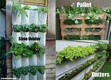vertical gardening i want the gutters garden pinterest