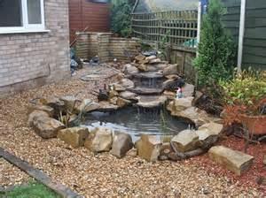 Pond Ideas, Front Yard, Small Backyard Ponds, Ponds Waterfalls, Garden ...
