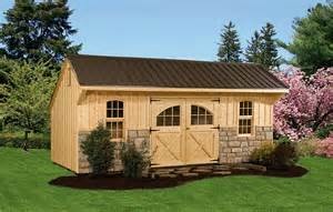 Garden Shed Designs – Top 5 Custom Features to Your Garden Storage ...