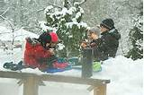 Winter Picnic with Kids, Fun Backyard Decorating Ideas