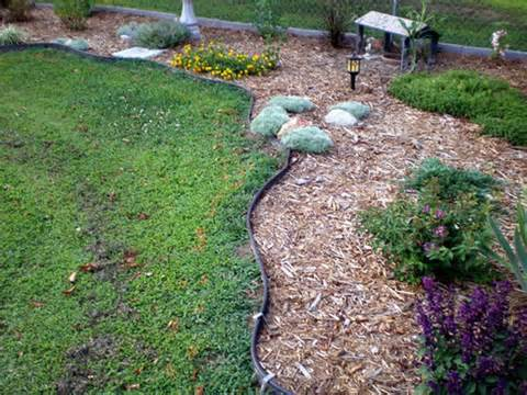 landscape edging b