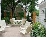 Outdoor Design Ideas: Creating Privacy in Small Outdoor Spaces