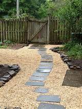 paths newest yards backyards ideas dreams gardens peas gravel