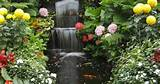 simple garden fountains ideas fountains pumps and wells pinterest