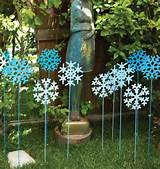 Garden Decor Ideas | Holiday Ideas - Christmas | Pinterest