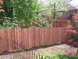 Garden Fence Ideas Images | Native Garden Design