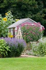 Gardens Magazine): Garden Sheds, Garden Ideas, Gardens Magazine ...
