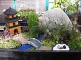 Specialty Gardening: Miniature Japanese Garden, 1 by joannabanana
