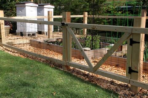 Building A Simple Vegetable Garden Gate Plans DIY Free Download lowes ...