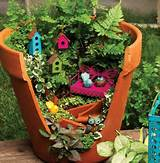 How to Create a Miniature Garden | Home Design, Garden & Architecture ...