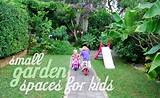 at home with ali small garden spaces for kids part 1