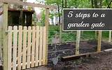 Garden Gate Garden Ideas Magazine