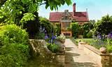 country garden bench plans