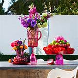 acrylic garden party tableware | Summer garden party ideas | Garden ...
