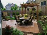 charming image below, is section of Cheap Backyard Landscaping Ideas ...