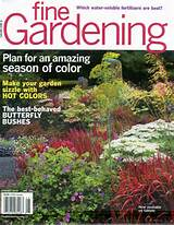 Magazine Subscriptions » Home & Garden Magazines » Fine Gardening ...