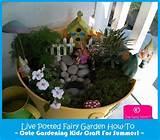 garden how to tutorial a fun summer kids diy craft gardening