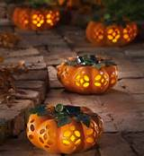 Ceramic Pumpkin Lights Pictures, Photos, and Images for Facebook ...