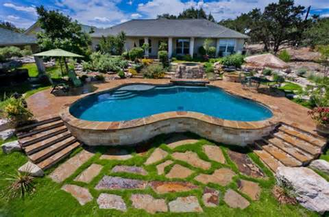 pool backyard idea diy backyard playground ideas