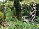 rustic flower garden ideas native garden design