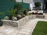 Fotos de Lindos Modelos de Jardins Decorados com uso de Pedras