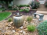 backyard fountains ideas amazing garden and backyard fountains