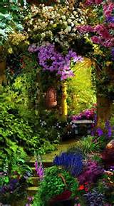 Secret Garden | Flowers, Plants & Gardening Ideas | Pinterest