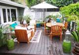 Create a color theme to give your deck a new look without spending a ...