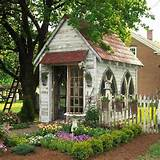 SHED GARDEN-IDEAS | Craft Ideas | Pinterest