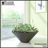low bowl lightweight planters akio low bowl lightweight planters tweet