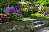 building a retaining wall landscaping