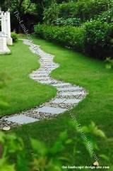 ... Gardens Stones, Gardens Ideas, Outdoor Ideas, Stones Paths Ideas