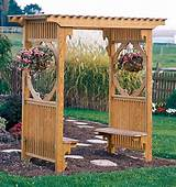 PDF DIY Arched Top Pergola Plans Download barnwood dining table plans ...