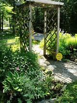 pin by karen sloan wall flower studio on arbors gates entryways