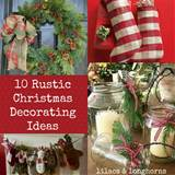 outdoor christmas decorating ideas – Ideas Christmas Decorating ...