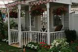 front porch ideas added flower gardening front yard ideas good looking