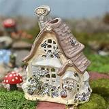 whimsical waters edge fairy garden cottage miniatures view all