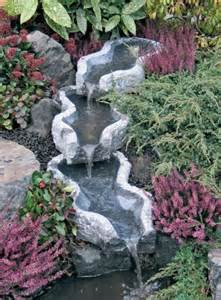63 relaxing garden and backyard waterfalls digsdigs