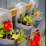 recycled gardening craft ideas pinterest