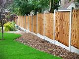 Garden Fencing Ideas With New Design Plans | Samples Photos Pictures ...